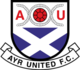 Ayr United résultats,scores and calendrier
