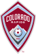 Scores Colorado Rapids
