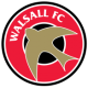Scores Walsall